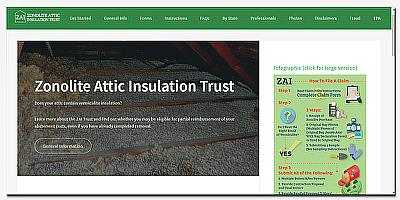 ZAI Trust  Website